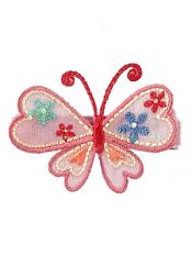 No Slippy Hair Clippy Karielle Butterfly