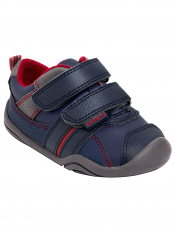 pediped Grip 'n' Go Frank Navy/Red