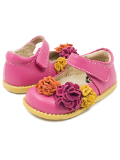Livie & Luca Dahlia Magenta (Toddler/Kids)