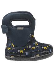 Baby Bogs Waterproof Boots Classic Choo Choo Navy Multi