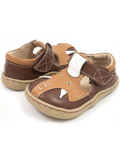 Livie & Luca Elephant Brown (Toddler/Kids)