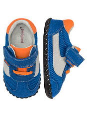 pediped Cliff Blue/Orange