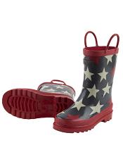 Hatley Bright Stars Rain Boots
