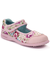pediped Flex Bree Pink Floral