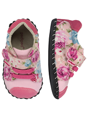 pediped Jake Pink Floral