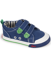 See Kai Run Hess II Navy/Green