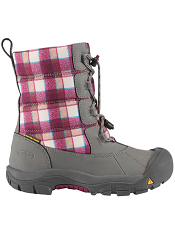KEEN Loveland Boot WP Gargoyle/ Rasberry Radiance Kids/Youth