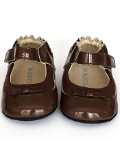 Robeez Mini Shoez Eloise Brown