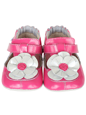 Robeez Mini Shoez Pretty In Pink