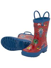 Hatley Robots Rain Boots