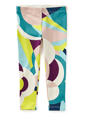 Tea Collection Balla Abstract Leggings (Girls)