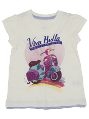 Hatley Graphic Tee Scooter