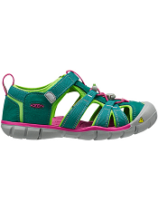 KEEN Seacamp II CNX Everglade/Jasmine Green (Kids/Youth)