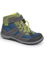 Kai by See Kai Run Atlas Blue/Gray/Green