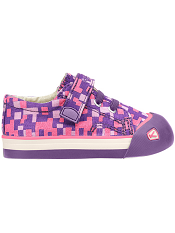 KEEN Coronado Print Purple Heart/Digital Camo Toddler/Kids