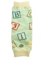 BabyLegs Newborn ABC Organic