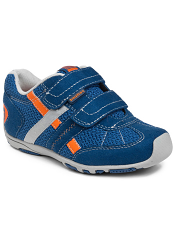 pediped Flex Gehrig Night Blue/Orange