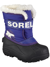 Sorel Snow Commander Grape Juice UW Purple