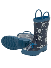 Hatley Skulls Rain Boots