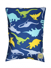 Itzy Ritzy Travel Happens Medium Wet Bag Dino-Mite