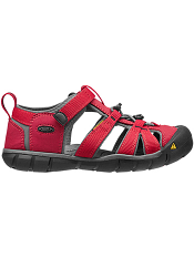 KEEN Seacamp II CNX Racing Red/Gargoyle (Kids/Youth)