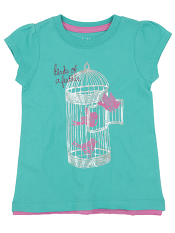 Hatley Graphic Tee Birds Of A Feather