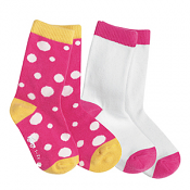 See Kai Run Organic Sock Set Dots with Moxi