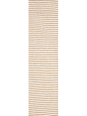 Country Kids Stripe Tights Ivory