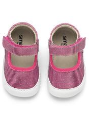 Smaller By See Kai Run Tovah Hot Pink