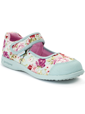 pediped Flex Bree Blue Floral