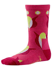 SmartWool Girls Tulip Punch