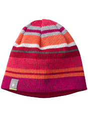 SmartWool Kids Bootie Hat Punch