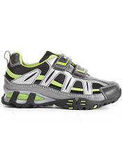 Geox Light Eclipse Silver/Lime w/ Lights