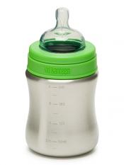 Klean Kanteen 9oz Baby Bottle w/ Medium Flow Nipple