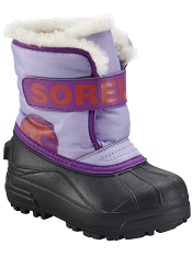 Sorel Snow Commander Whitened Violet
