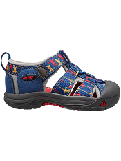 KEEN Newport H2 True Blue Lizard (Toddler)