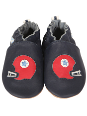 Robeez Football Frenzy Soft Soles