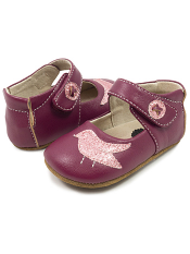 Livie & Luca Pio Pio Mulberry (Baby Soft Sole)