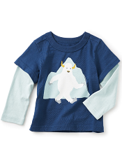 Tea Collection Higabon Graphic Tee (Baby Boys)