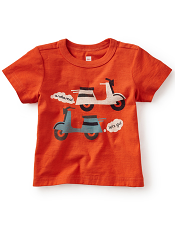 Tea Collection Dai Graphic Tee (Baby Boys)