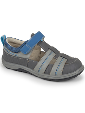 Kai by See Kai Run Ryan II Gray/Blue