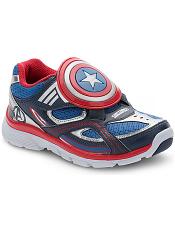 Stride Rite Captain America Evolution