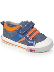See Kai Run Sammi Blue/Orange