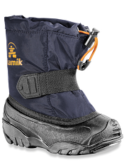 Kamik Tickle Dark Navy Toddler