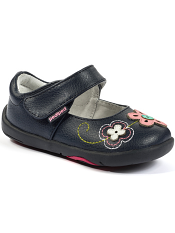 pediped Grip 'n' Go Lorraine Navy