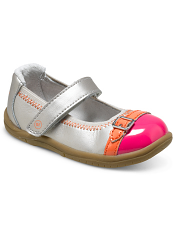 Stride Rite SRT Chandra Warm Silver/Pink
