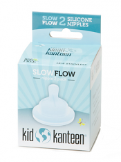 Klean Kanteen Slow Flow Silicon Nipple 2 Pack