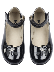 Kai by See Kai Run Waverly Black Patent