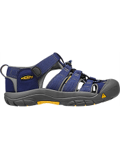 KEEN Newport H2 Blue Depths/ Gargoyle Kids/Youth