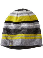 SmartWool Kids Bootie Hat Light Gray Heather